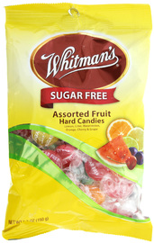 Whitmans Sugar Free Hard Candy 150g