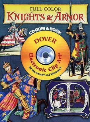 Full-color Knights and Armor by Samuel Rush Meyrick