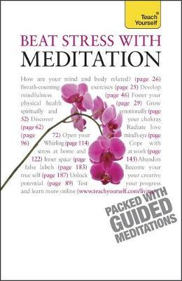 Beat Stress With Meditation: Teach Yourself by Naomi Ozaniec image