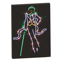The Joker Light Up Canvas