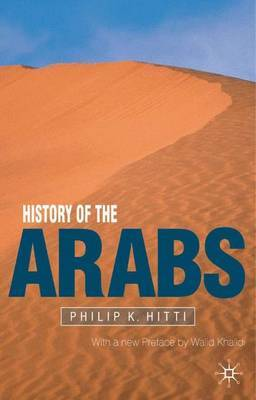 History of The Arabs by Philip K. Hitti image