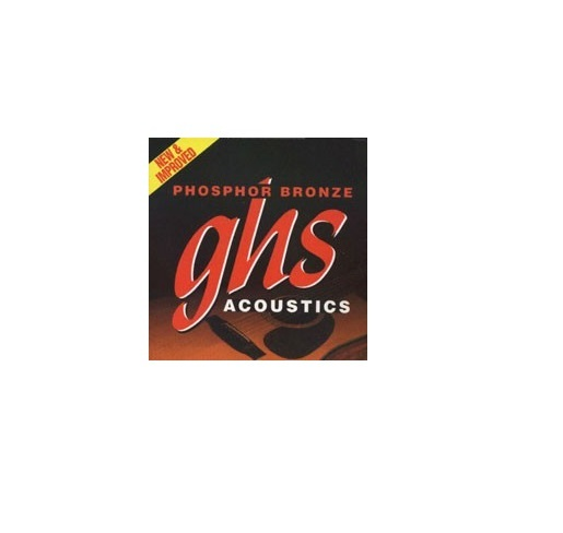 GHS Phosphor Bronze Wound Single 032