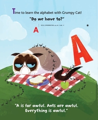 A Is for Awful by Christy Webster image