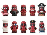 Deadpool: Finger Mascot - Mini-Figure (Blind Box)