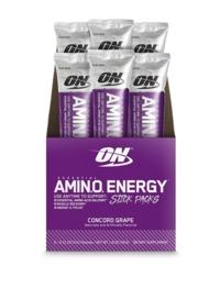 Optimum Nutrition: Amino Energy Drink Stick Pack - Concord Grape (6x9g)