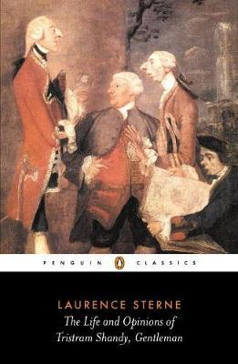 The Life and Opinions of Tristram Shandy, Gentleman by Laurence Sterne image
