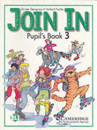 Join In Pupil's Book 3 by Gunter Gerngross image