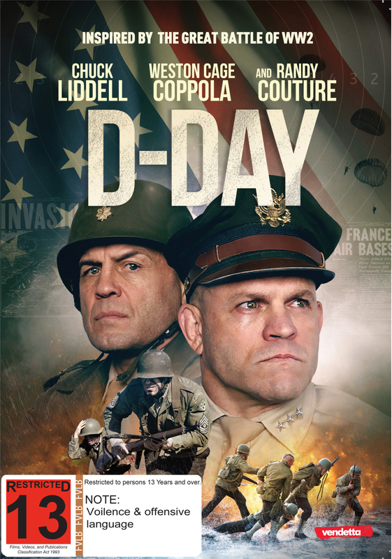 D-Day on DVD