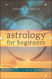 Astrology for Beginners by Joann Hampar image