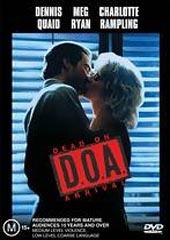 D.O.A on DVD