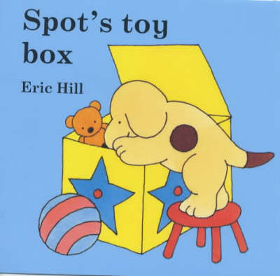 Spot's Toy Box by Eric Hill image