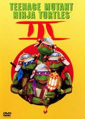 Teenage Mutant Ninja Turtles 3 on DVD