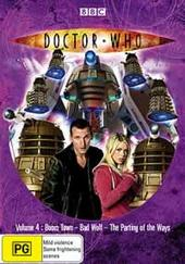 Doctor Who (2005) - Series 1: Vol. 4 on DVD
