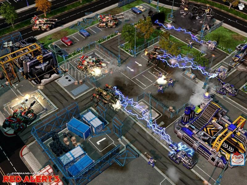 Command & Conquer: Red Alert 3 (Classics) for PC Games image