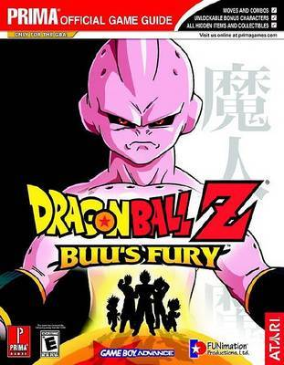 Dragon Ball Z: Buu's Fury: Prima Official Game Guide by Eric Mylonas image