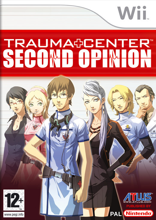 Trauma Center: Second Opinion for Nintendo Wii