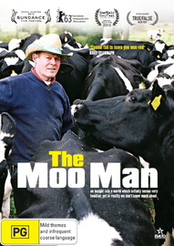 The Moo Man on DVD