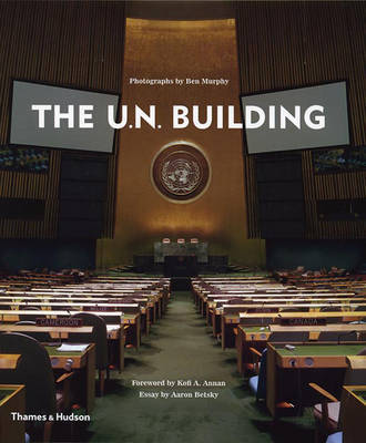 The U. N. Building: A Celebration by Aaron Betsky image
