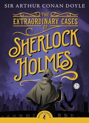 The Extraordinary Cases of Sherlock Holmes by Arthur Conan Doyle image