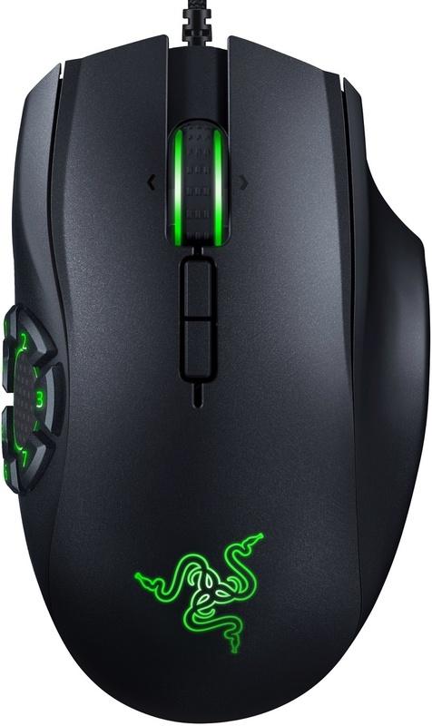 Razer Naga Hex V2 Gaming Mouse for PC Games
