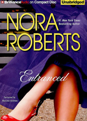 Entranced by Nora Roberts image