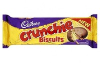 Cadbury Crunchie Biscuits (130g)
