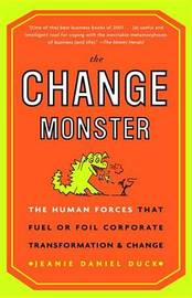 The Change Monster by Jeanie Daniel Duck image