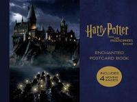 Harry Potter and the Philosopher's Stone Enchanted Postcard Book image