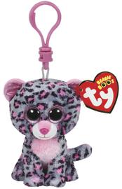 Ty Beanie Boos: Tasha Leopard - Clip On Plush image