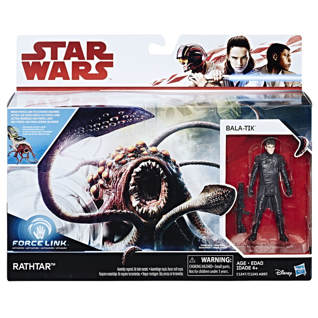 Star Wars: Force Link Figure - Rathtar & Bala-Tik 2 Pack
