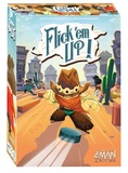 Flick 'Em Up - Board Game (Plastic Edition)