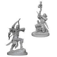 D&D Nolzurs Marvelous: Unpainted Miniatures - Elf Male Bard