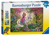 Ravensburger : Magic Ride Puzzle 100pc
