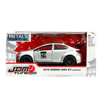 Jada 1/32 Jdm Subaru Diecast Model - (Silver) image