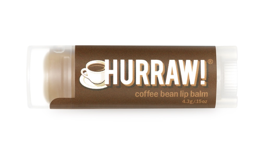 Hurraw! Lip Balm - Coffee Bean image