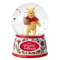 Disney Traditions Winnie the Pooh 5 1/2-Inch Water Globe