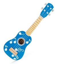 Hape: Children's Ukulele - Blue