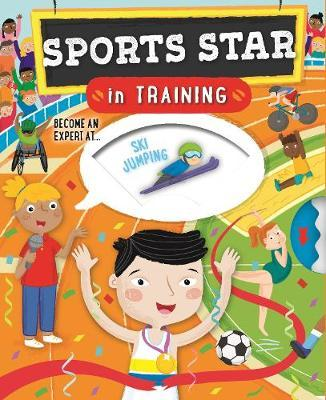 Sports Star In Training by Cath Ard