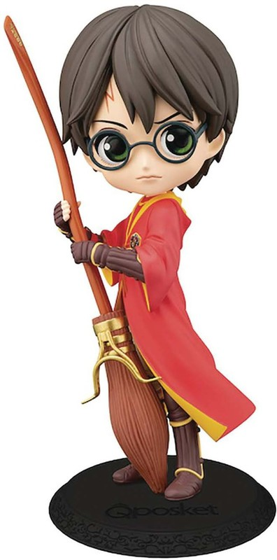 Q Posket: Harry Potter (Light Version) - PVC Figure