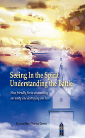 Seeing In the Spirit Understanding the Battle by Linda Marie, Theresa Garrett image