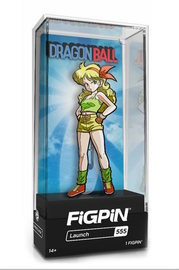 Dragon Ball: Launch (#554) - Collector's FiGPiN