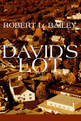 David's Lot by Robert L Bailey image