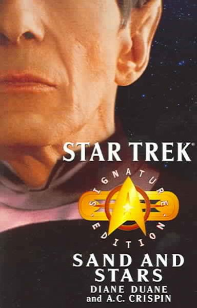 Star Trek: Sand and Stars by Diane Duane image
