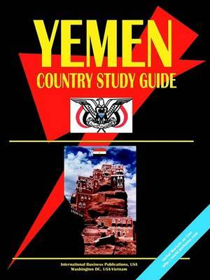 Yemen Country Study Guide image