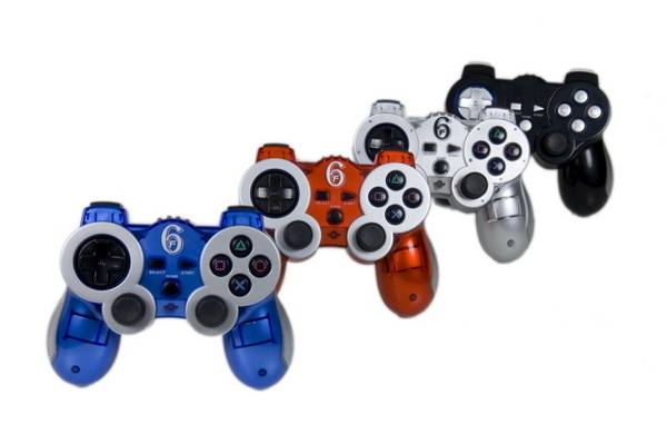 Futuretronics Wireless Controller - Blue for PS3