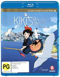 Kiki's Delivery Service on Blu-ray