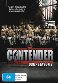 The Contender - Season 2 (USA) on DVD