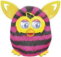 Furby Boom - Pink & Black Stripes | Toy | at Mighty Ape ...