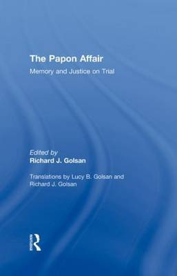The Papon Affair