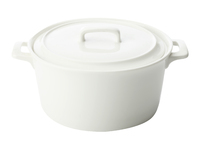 Maxwell & Williams - Chef Du Monde Round Casserole Dish (600ml)